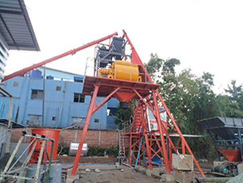 bucket-type-concrete-batching-plant