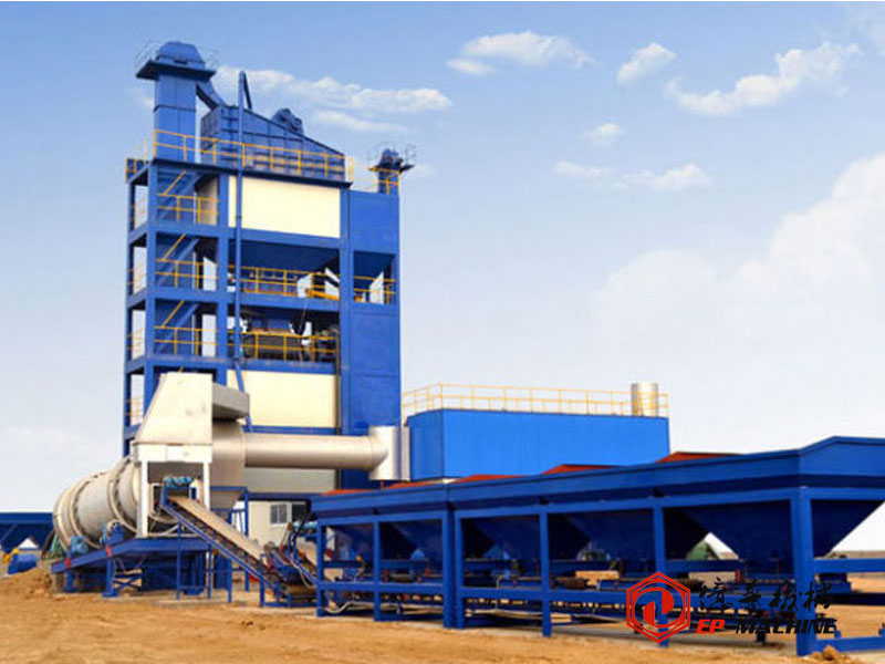 Batch type Asphalt Mixing Plant